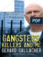 Gangsters, Killers & Me by Gerard Gallacher