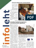 Infoleht 7. nov 2011