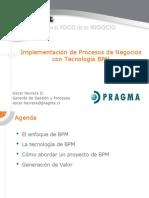 BPM Oracle 11g v1