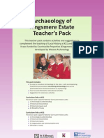 Kingsmere Estate - Teachers Pack