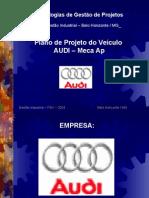 Audi - Apresentação Revisada