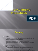 Manufacturing Processes 1