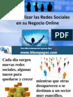 Cómo utilizar las redes sociales en su negocio online