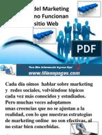 Estrategias Del Marketing Online Que No Funcionan Para Tu Sitio Web