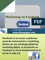 Marketing en Facebook