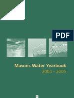 Water Yearbook 2004-2005 Good Com