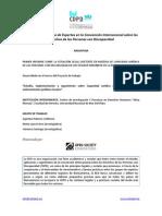 1.1 Informe Argentina