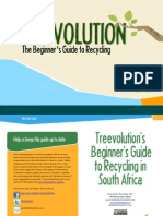 Treevolution's Beginner's Guide to Recycling
