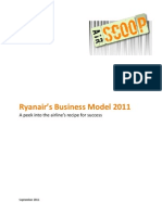 65613687 Air Scoop Ryanair Business Model 2011