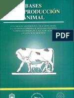 Bases de La Produccion Animal