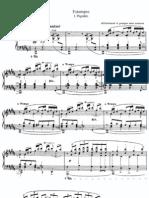 Debussy - Estampes; Pagodes