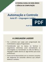 Aula 07 - Linguagem Ladder