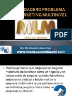 El Verdadero Problema Del Marketing Multinivel