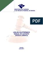 Manual Do Licit Ante