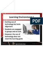 Learning Environment - Poll