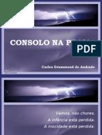 Crystal - Carlos Drummond - Consolo Na Praia