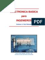 Electronic A Basica Para Ingenieros
