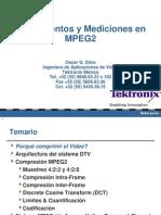 Fundamentos y Mediciones en MPEG2