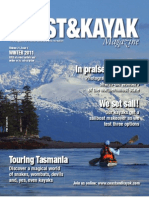 Coast&Kayak Winter 2011