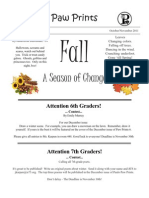 Paw Prints October November[1]