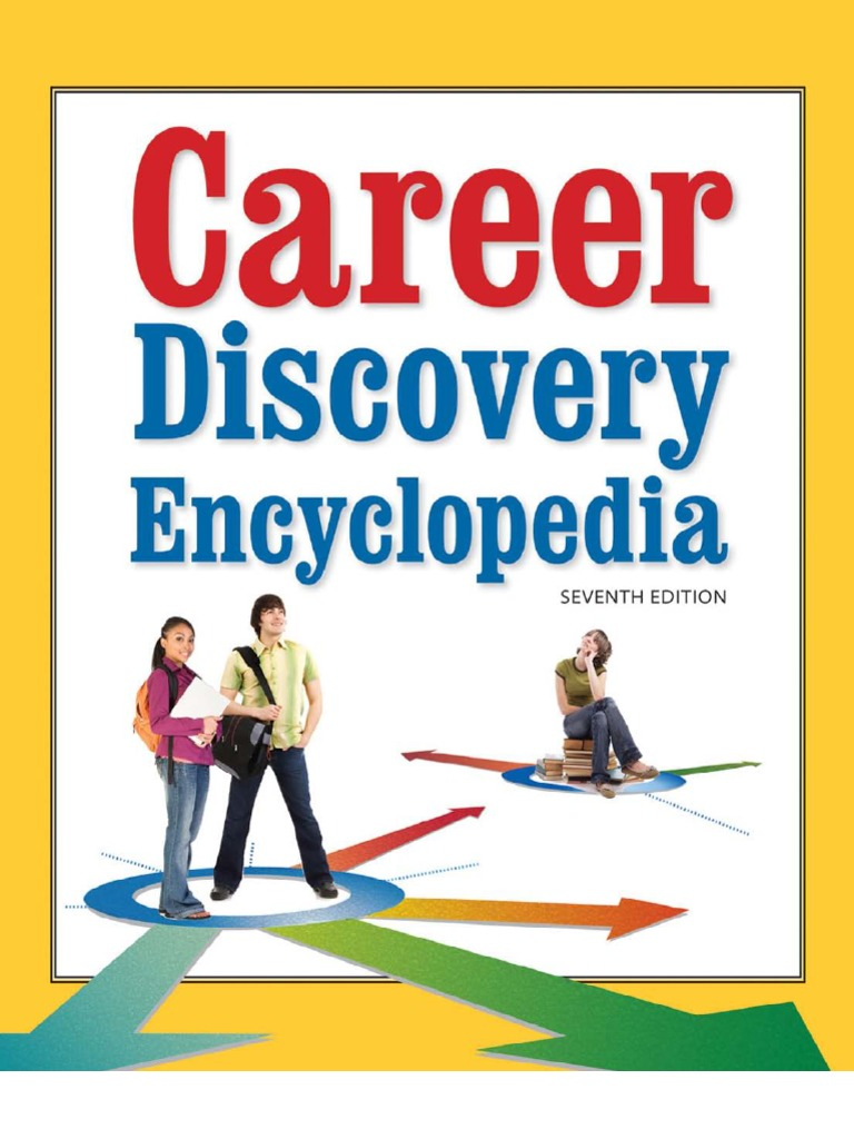 Career discovery encyclopedia 1533665434v1 fandeluxe Gallery