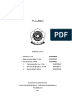 Parafilia Print. Finish...