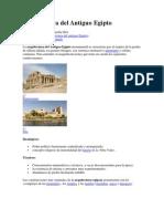 Arquitectura Del Antiguo Egipto