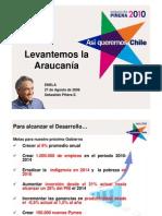 PLAN PIÑERA -CHILE
