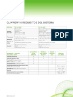 Qlikview10 Requisitos Del Sistema Es