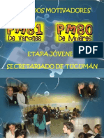 Palestra Tucuman - Pm 81 y 80 - Etapa Jovenes