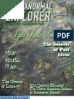 Paranormal Explorer Magazine - August Issue