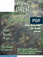 Paranormal Explorer Magazine - August Issue