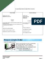 Modulo de auto aprendizaje Subsector Inglés