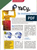 YaCi - moteur P2P