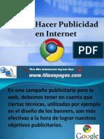 Como Hacer Public Id Ad en Internet