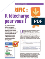Torrific - pour telecharger