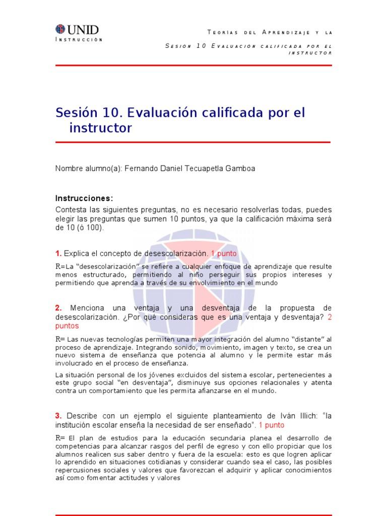 TAEI10EvaluacionInstructor