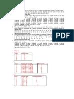 IES Estatistica 1 - cienc cont 2a e 3a fases  Lista de ex. 1 - distribuição de frequencia