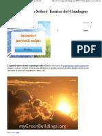 Pro Get Tare Case Solari_ Tecnica Del Guadagno Solare Diretto