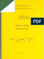 Wzory i Tablice Statystyczne