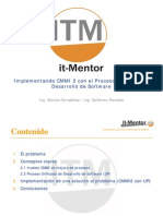 Implement an Do Cmmi Con Up