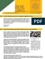 CAP Regional Lima - Resumen de Noticias 07 11 11
