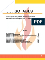 Manual ABLS Quemaduras en Las Primeras 24 Hrs