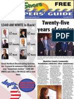 West Shore Shoppers' Guide, November 6, 2011