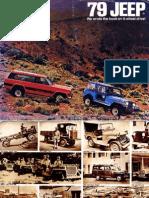 1979 Jeep Broch LR