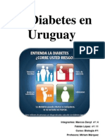 Diabetes en Uruguay