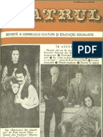 Revista Teatrul, nr. 2, anul XXIII, februarie 1978
