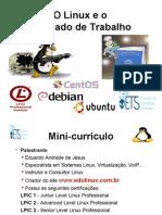 Linux e o Mercado