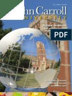 John Carroll University Magazine Fall 2010