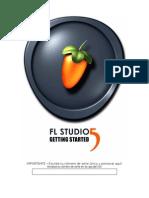 Manual en Español de Fruity-Loops 5